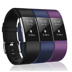 GHIJKL Compatible Fitbit Alta Bands, Fitbit Alta HR Bands